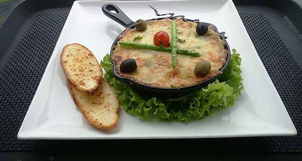Recipe of Grilled Vegetable Lasagne