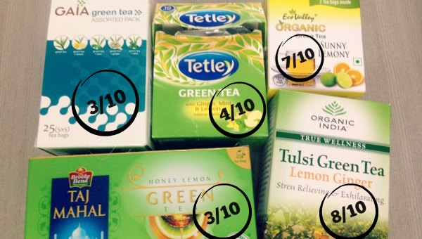 Green Tea Taste Test Which Ones The Best Ndtv Food