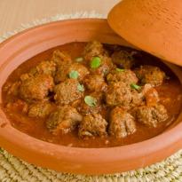 Recipe of Lentil Koftas in Mustard Sauce