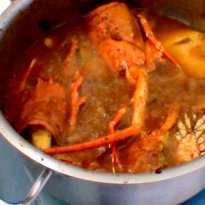 Aggari Style Lobster Curry