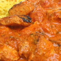 Low Fat Butter Chicken