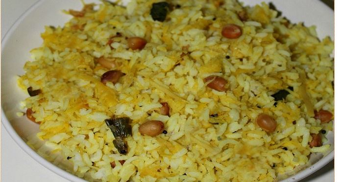 Recipe of Mango Rice