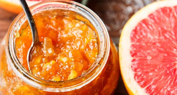 Recipe of Grapefruit Marmalade