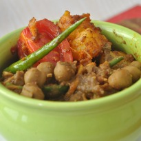 Masala Channa Recipe