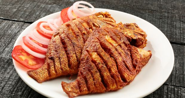 Recipe of Masala Fried Pomfret