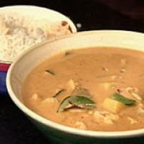 Massaman Curry (Thai Muslim Curry)
