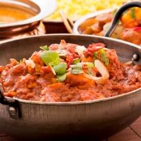 Smokey Meat Curry