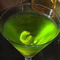 Recipe of Melon Saketini