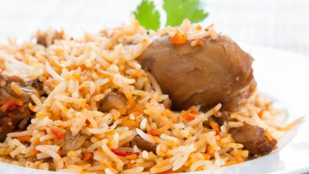 Recipe of Microwave Chicken Biryani
