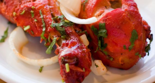 Microwave tandoori chicken recipe by niru gupta ndtv food microwave tandoori chicken forumfinder Image collections