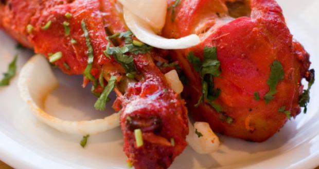Microwave Tandoori Chicken Recipe By Niru Gupta Ndtv Food