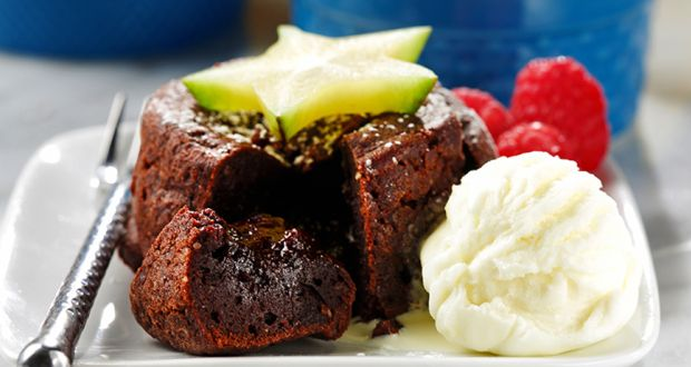 Recipe of Molten Chocolate Cake