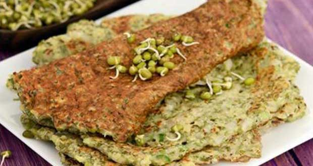 Recipe of  Moong Flour Pesarattu