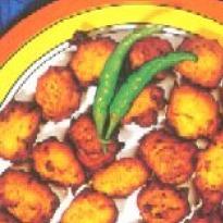 Recipe of Moong Dal Pakori