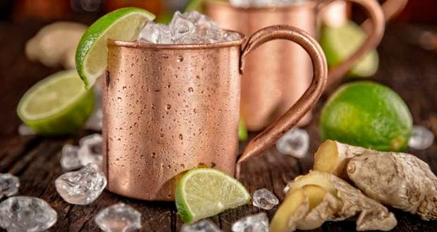 Recipe of Moscow Mule