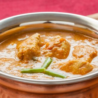 Recipe of Murgh Badam Korma