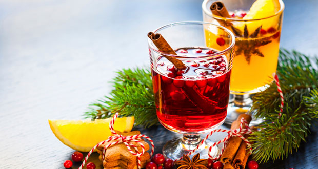 Recipe of Ek Bar Mulled Wine