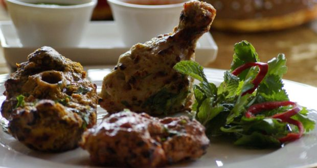 Recipe of Murgh Khyber