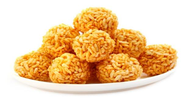 Recipe of Murmura Ladoo (Laddu)
