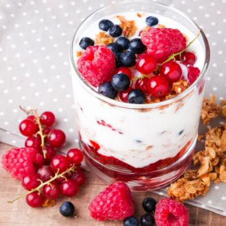 Recipe of Muesli Parfait