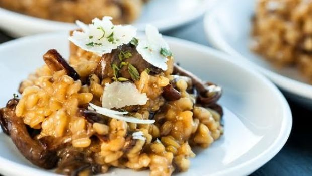 Recipe of Mushroom Risotto