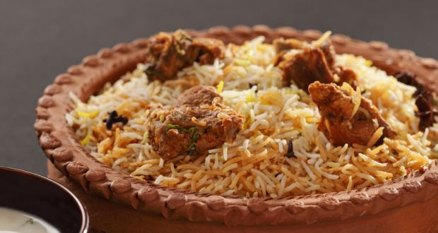 Awadhi mutton biryani recipe by aditya bal ndtv food for Awadhi cuisine menu