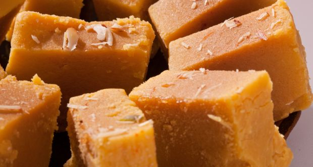 how to make mysore pak sweet