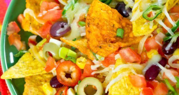 Recipe of Nacho Chips