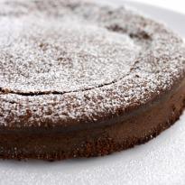 Microwave Nutella Cake