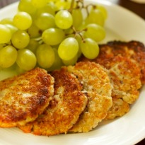 Oat and Soya Pancakes