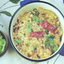 Recipe of Sabudaane ki Khichdi