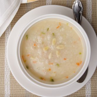 Recipe of Organic Oats Porridge
