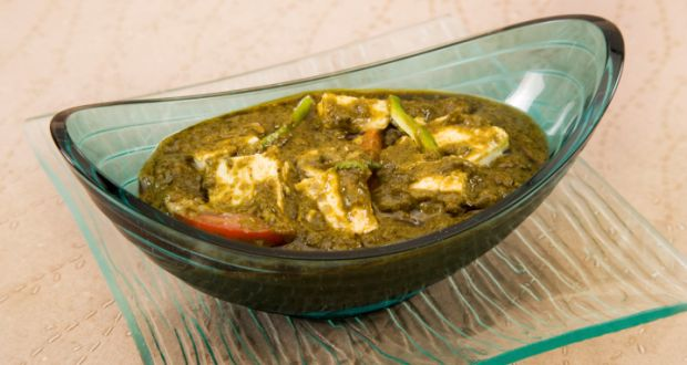 Food Ndtv Recipe Palak Paneer