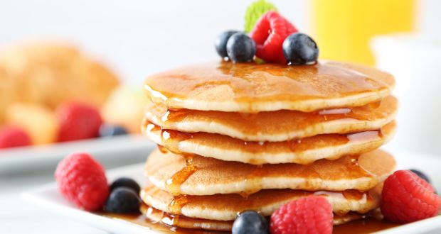 Hot Cake Syrup Recipe
