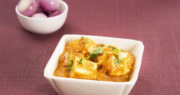 Recipe of Paneer in White Gravy