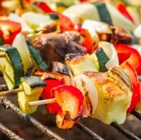how to cook chicken shashlik