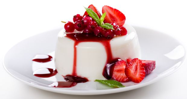 Recipe of Panna Cotta
