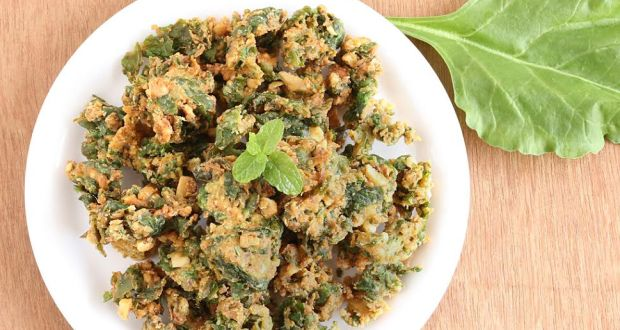 Recipe of Palak Patta Chaat