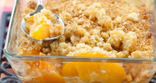Recipe of Peach Cobbler