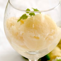 Recipe of Pear Ice and Crunch