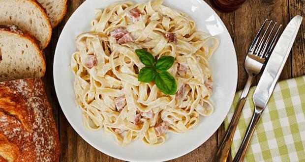 Recipe of Penne Alfredo
