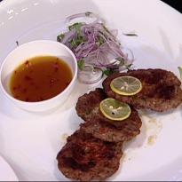Peshawari Chappali Kebab