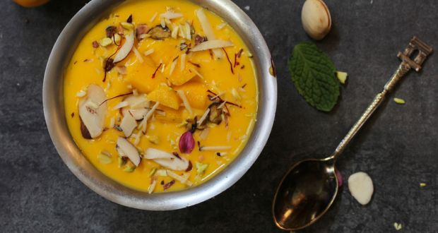 Recipe of Two-In-One Phirni (Sugar Free)