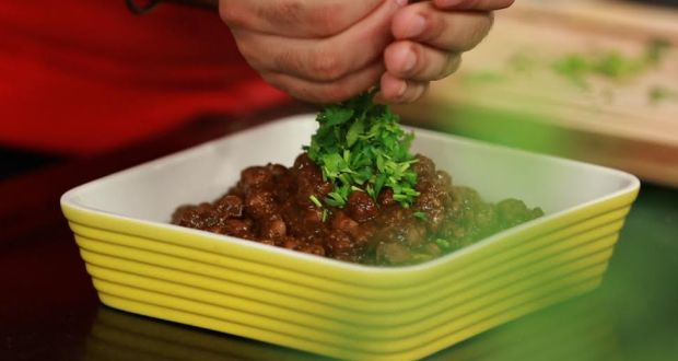 Recipe of Pindi Chole (My Yellow Table)