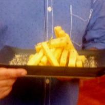 Recipe of Polenta Chilli Fries