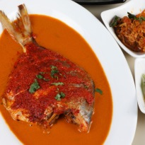 Recipe of Pomfret Moilee