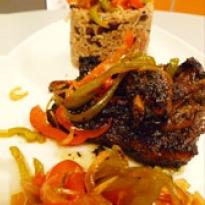 Recipe of Jamaican Pork Chops