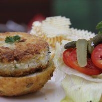 Potato Corn Burgers Recipe