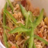 Prawn fried rice Recipe