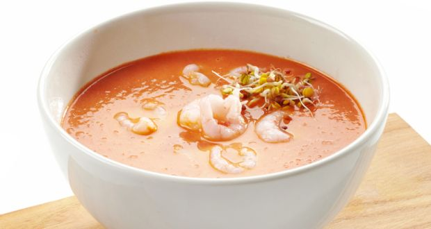 Recipe of Kerala Prawn Soup